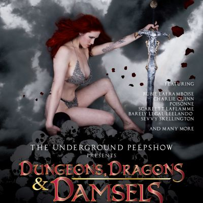 Dungeons, Dragons And Damsels