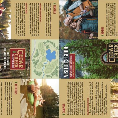 Impulse 2 Cedar Creek Campground Brochure Pt1