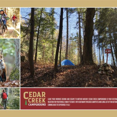 Impulse 2 Cedar Creek Campground Brochure Pt 2